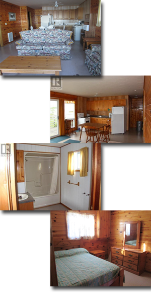 South Cove Lodge - Accommodations
